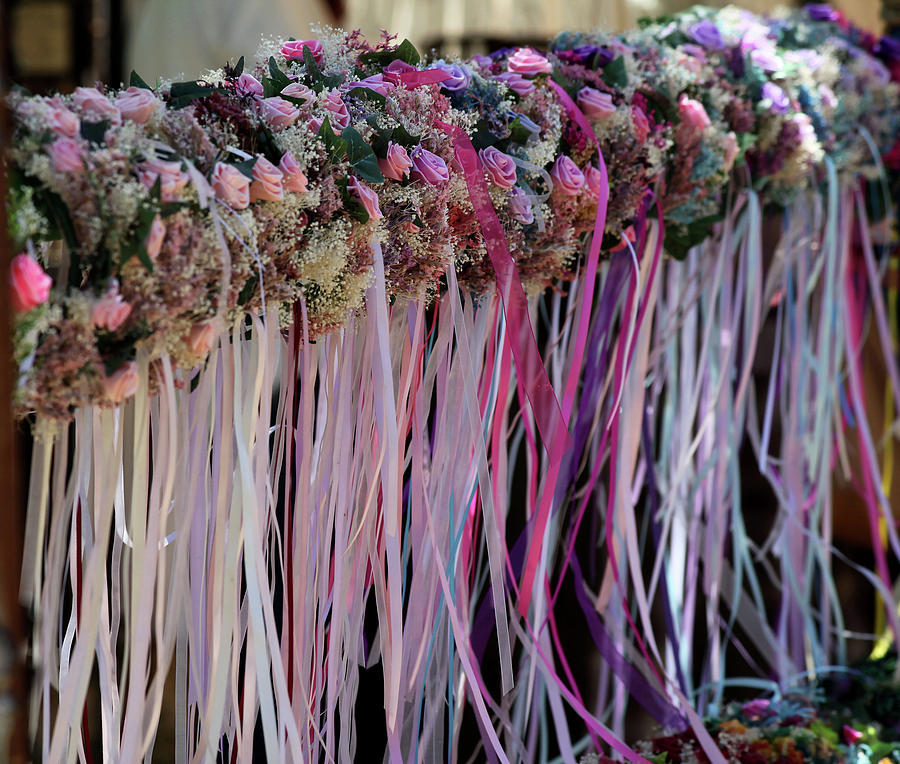 Rose Garland by Portraits By NC
