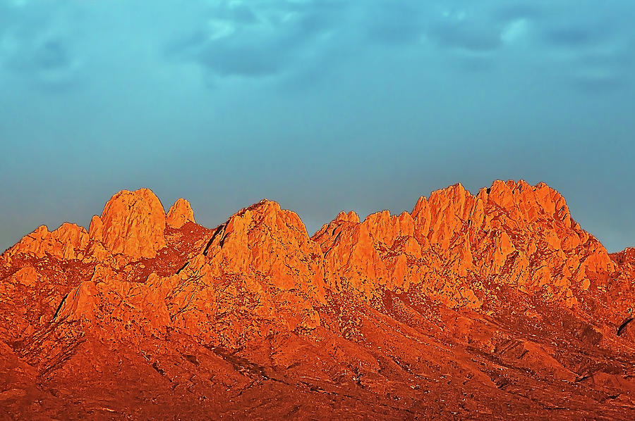 Rose Mountains by Mike Stephens