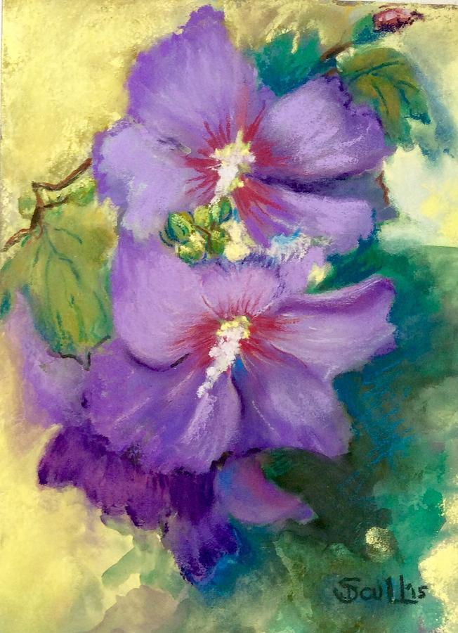 Rose of Sharon by Judith Scull
