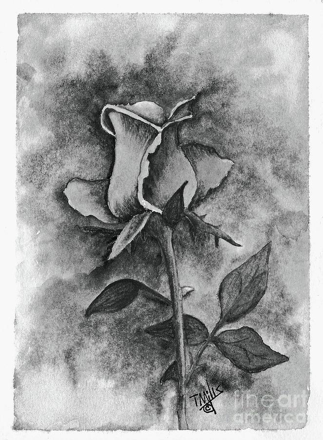 Rose3 by Terri Mills