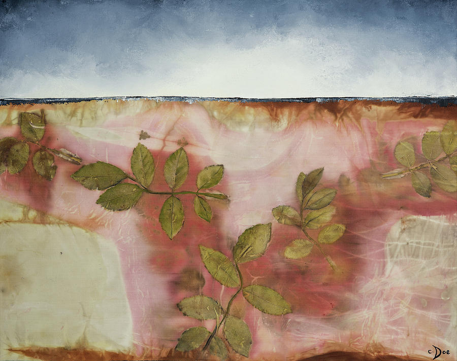 Roses for Hazel I by Carolyn Doe