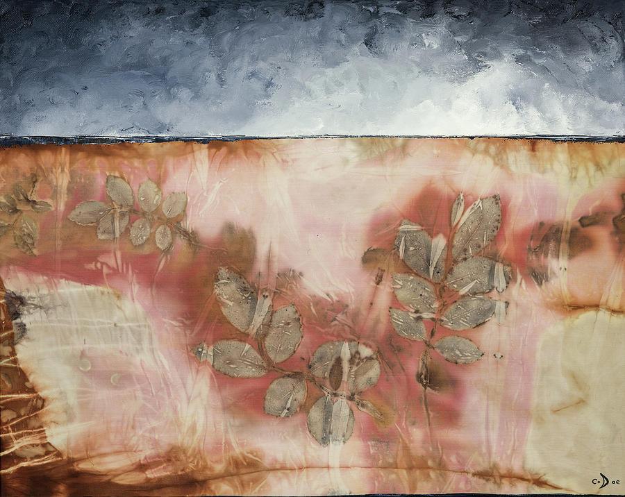 Roses for Hazel II by Carolyn Doe