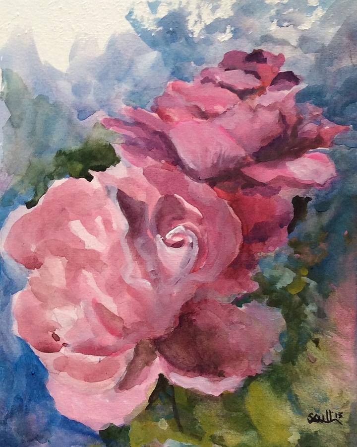 Roses by Judith Scull