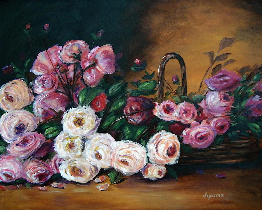 Still Life Painting - Rositas by Dyanne Parker