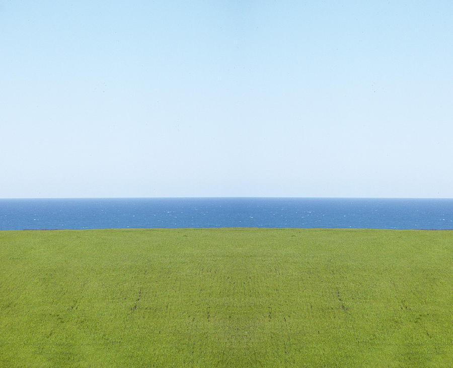 Sky Photograph - Rothko Three by A paul Cartier