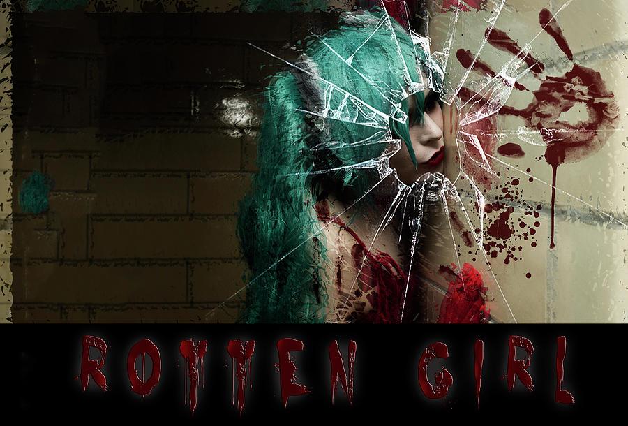 Rotten Girl Mixed Media