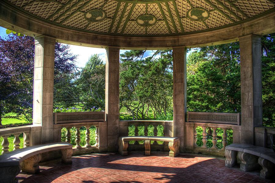 Rotunda Photograph by Sam Turgeon