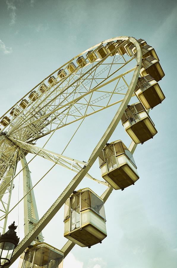 Image result for paris ferris wheel close up