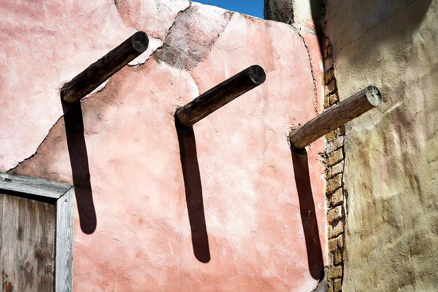 Rough Facade by GK Hebert Photography