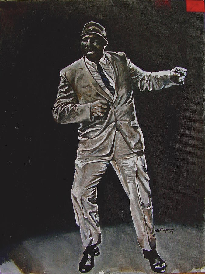 Rouse Solo Painting by Martel Chapman