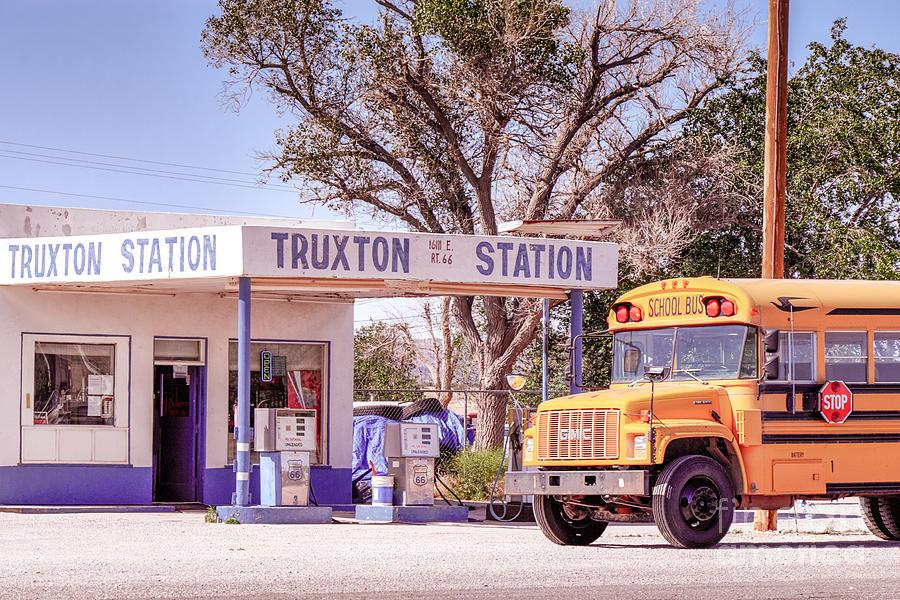 Route 66 Impression Photograph