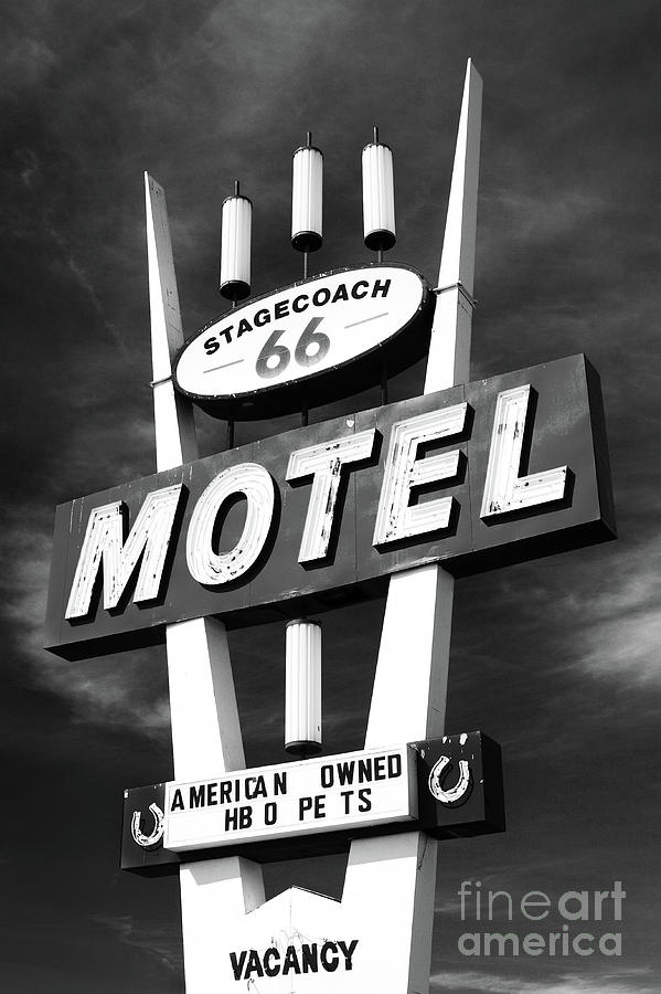 Route 66 Seligman Arizona Photograph By Henk Meijer
