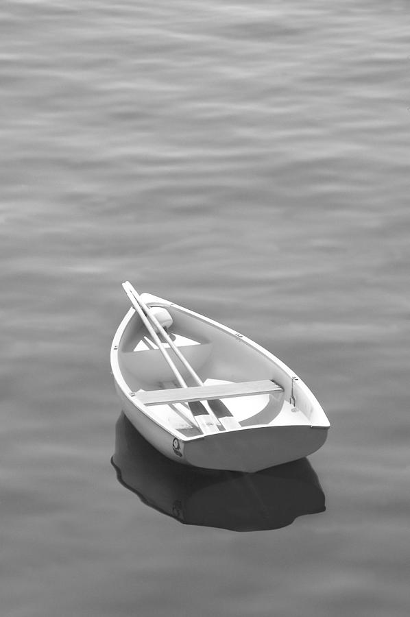 Row Boat Photograph - Row Boat by Mike McGlothlen