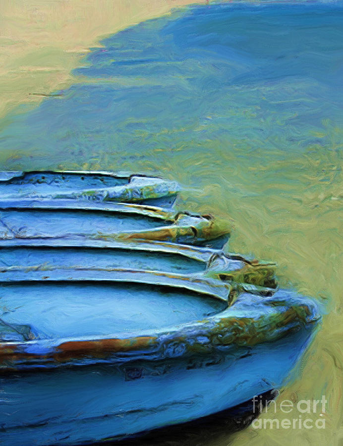 Rowboats Photograph - Rowboats by Tom Griffithe
