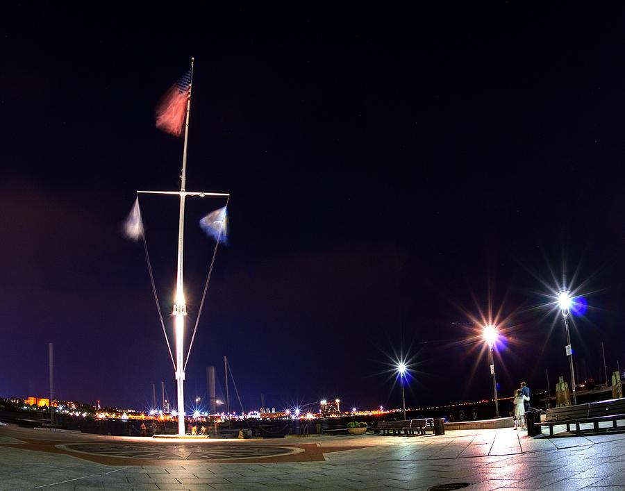 Rowes Wharf 2635 Photograph