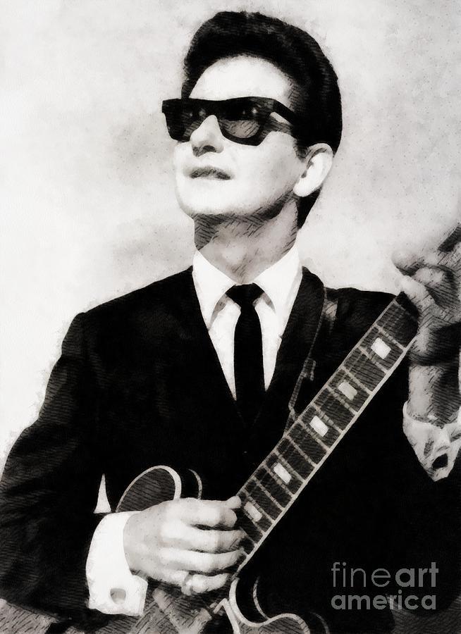 Roy Orbison, Legend Painting