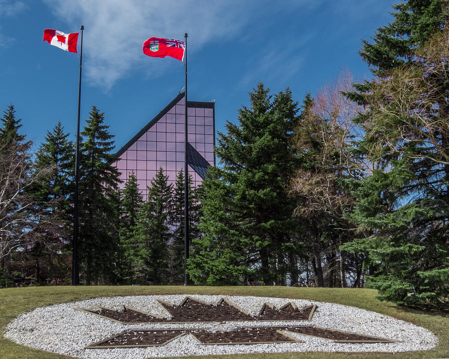 Royal Canadian Mint In Winnipeg Photograph