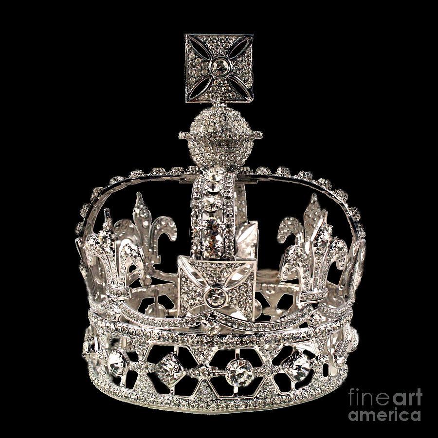 Royal Photograph - Royal Crown by Jost Houk
