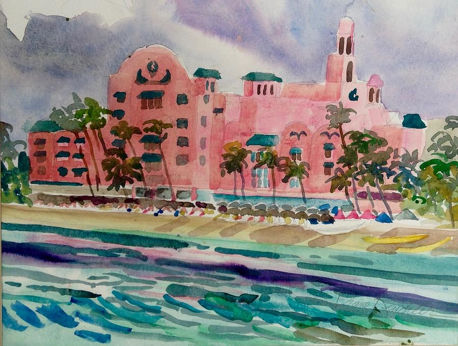 Royal Hawaiian by Diane Renchler