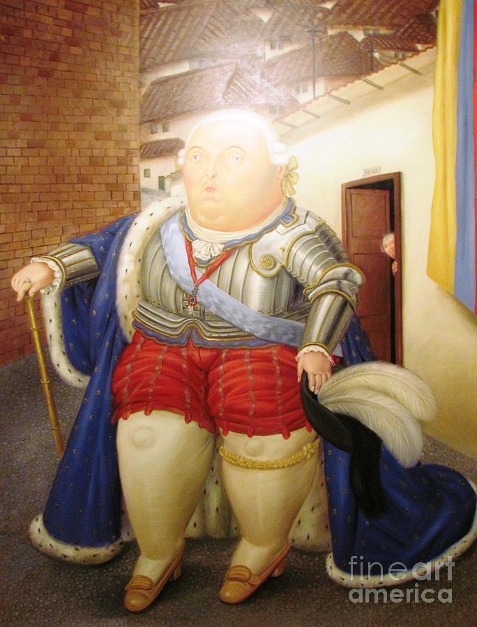 Royal man Bolero by Ted Pollard
