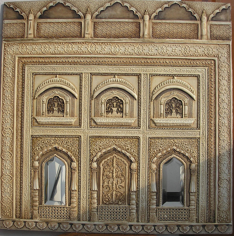 Royal Palace Relief by Prity Jain