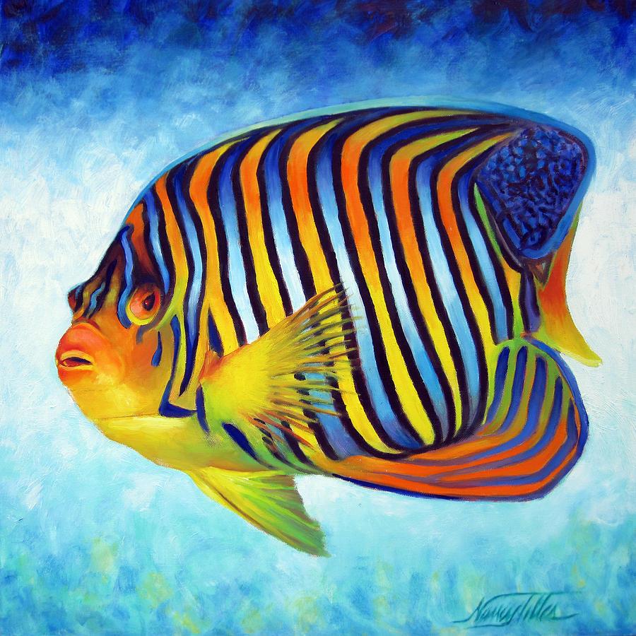 Royal Queen Angelfish ...