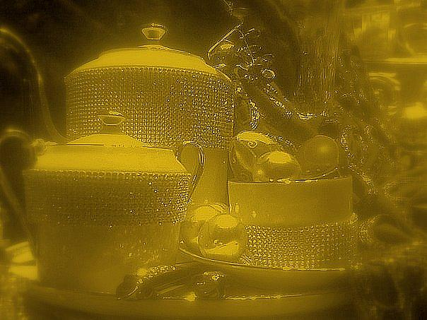 Royal Tea Photograph by Rogerio Quintao