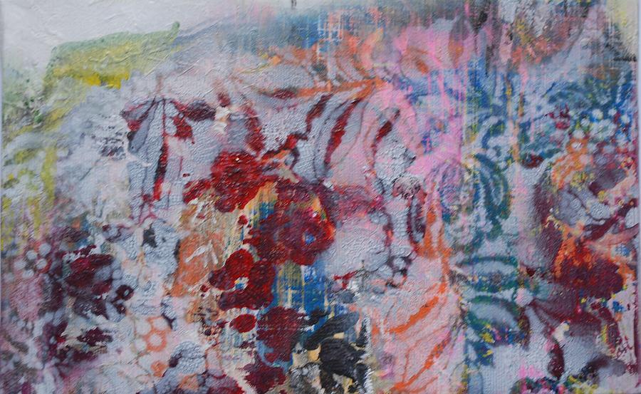 Landscape Painting - Roztocza 10 by Brateanu Costin