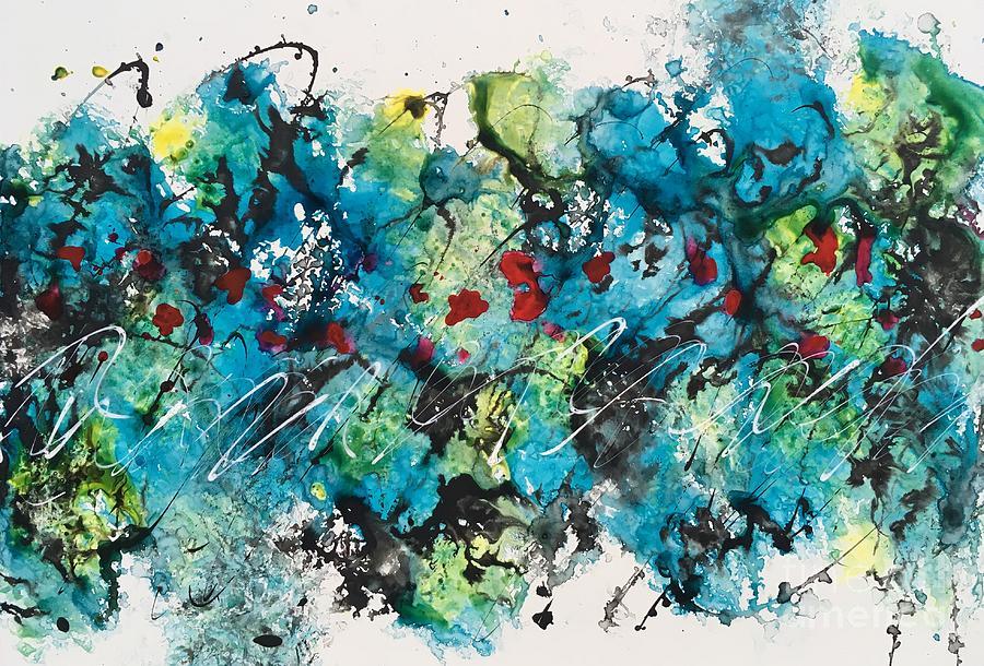 Ruby Blue by Linda Cranston