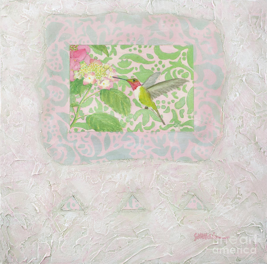 Tiny and Fearless II by Sandra Neumann Wilderman