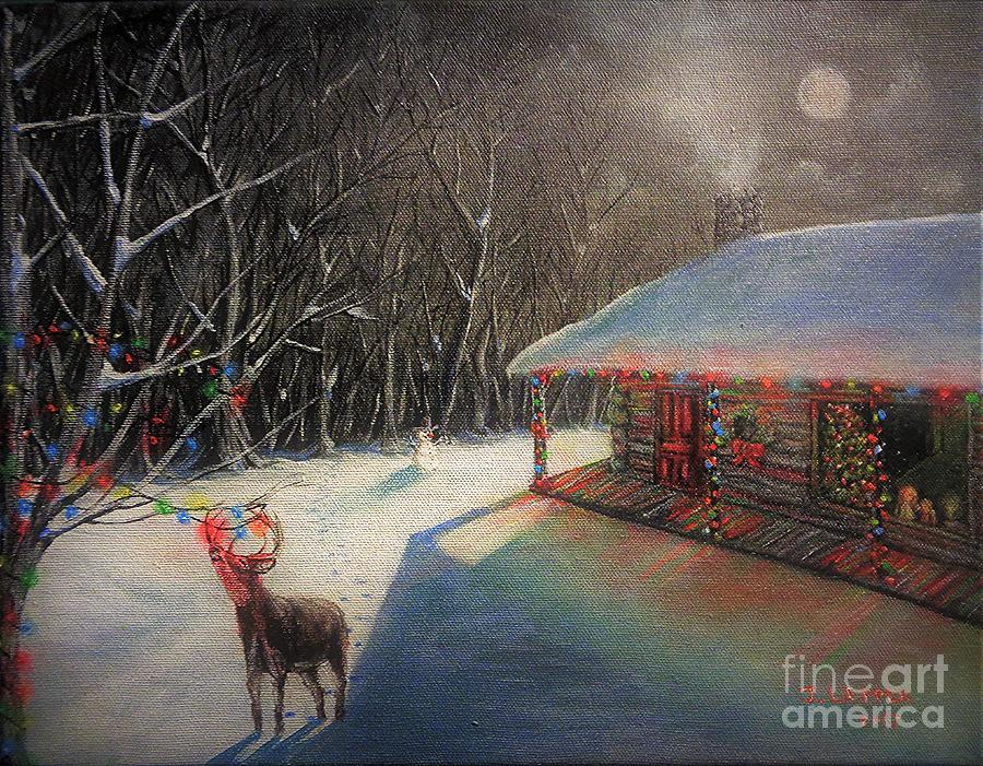 Rudolph? by Jack Lepper