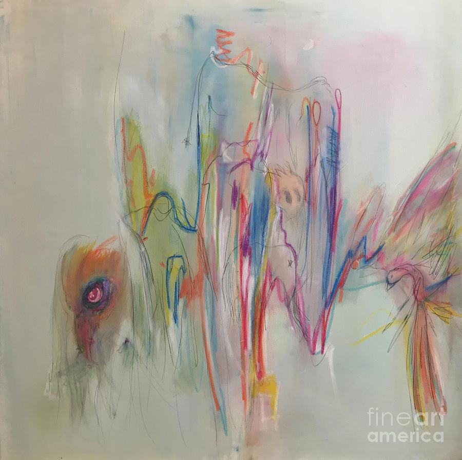 Ruffled Painting