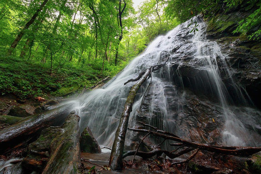 Rufus Morgan Falls by Chris Berrier