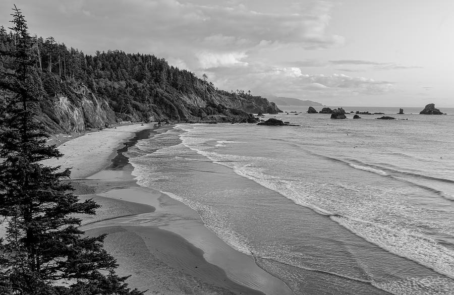 Oregon Photograph - Rugged Beauty by Don Schwartz