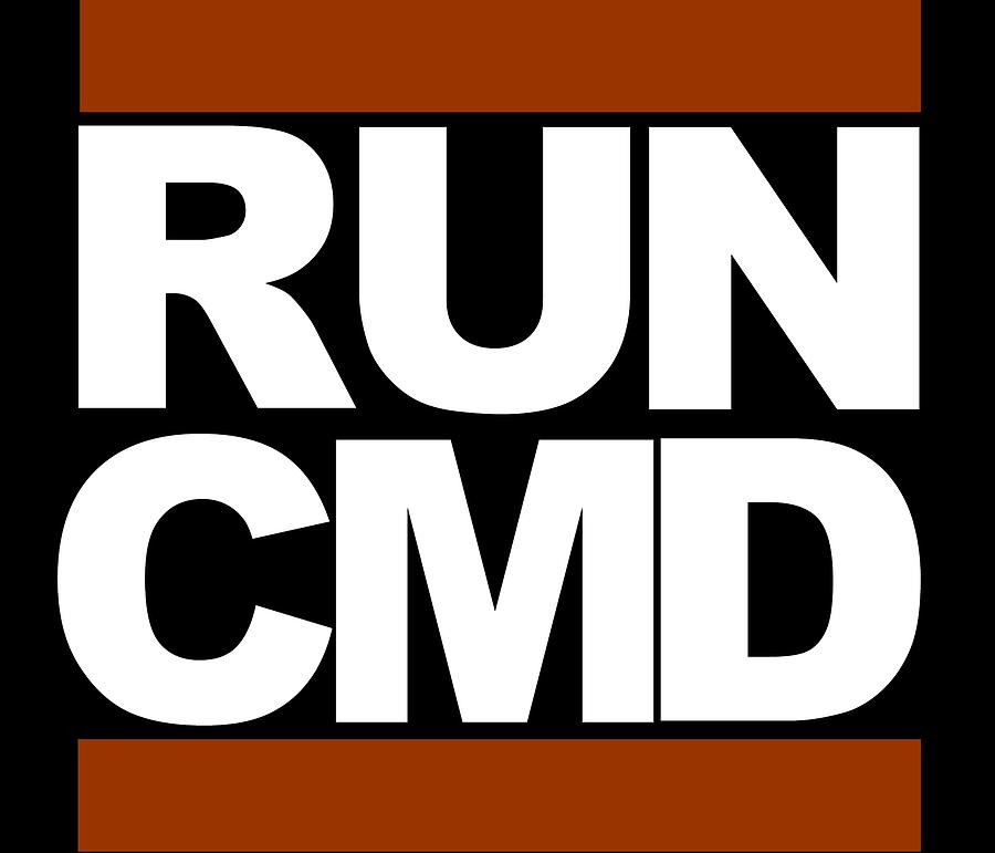 Run CMD by Darryl Dalton