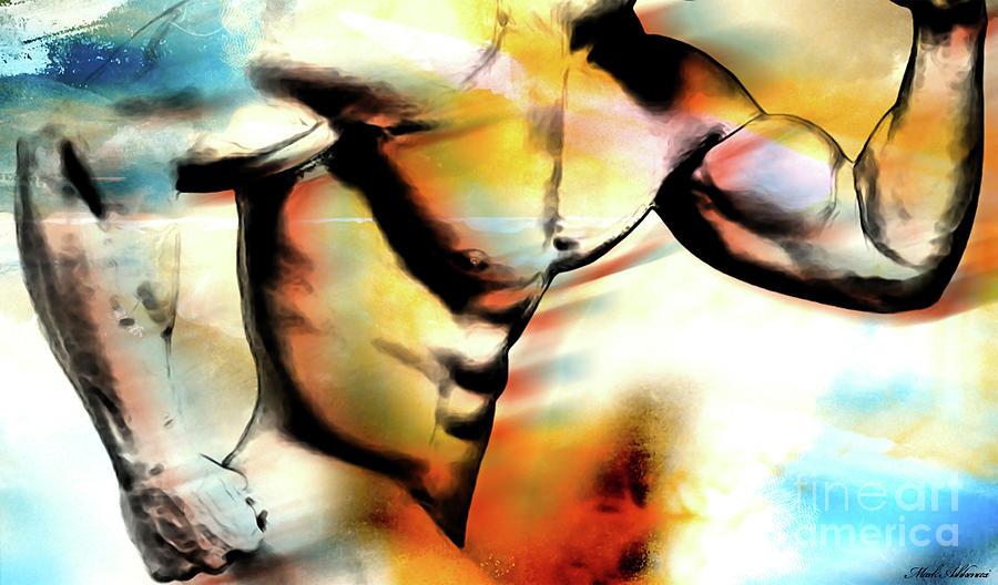 Abstract Digital Art - run by Mark Ashkenazi