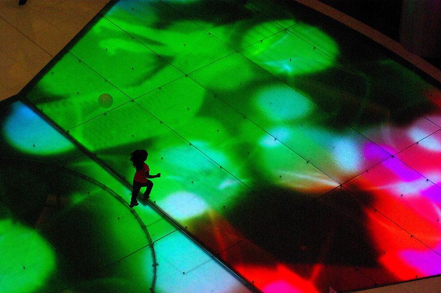 Running On Colours Photograph by Iain MacVinish