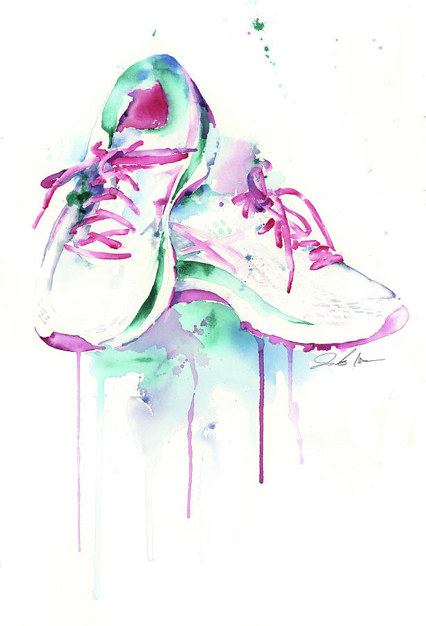 Hansen By Jamie Shoes Painting Running Yf7gby6