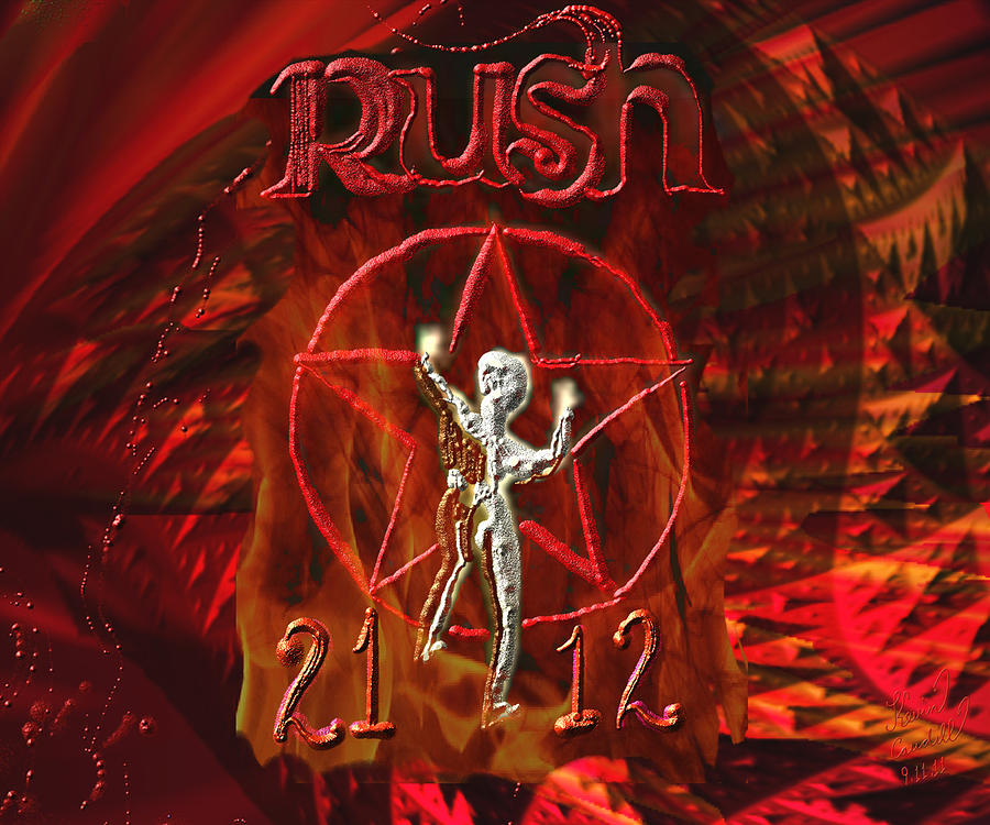 Rush 2112 by Kevin Caudill