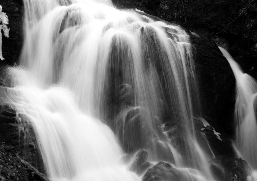 Water Photograph - Rushing Waters by Dustin Lynch