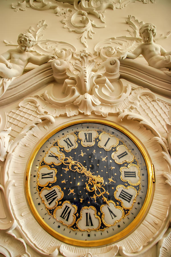 Russian Imperial Clock by KG Thienemann
