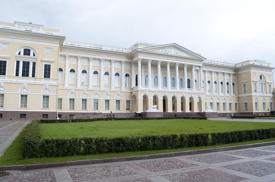 Gallery Photograph - Russian Museum C289 by Charles  Ridgway