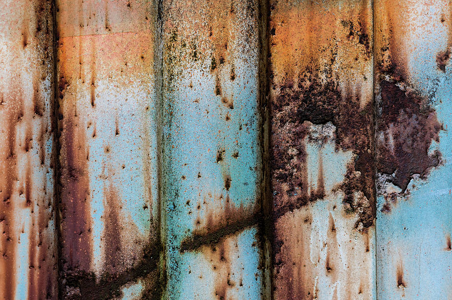 Rust #9625 by Pamela S Eaton-Ford