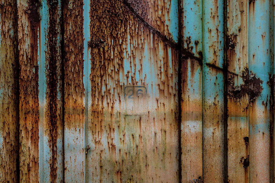 Rust 9645 by Pamela S Eaton-Ford