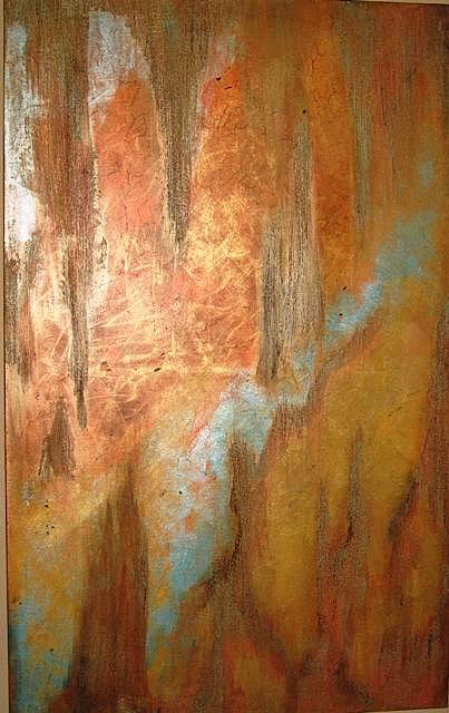 Rust Painting by Alex Sinel