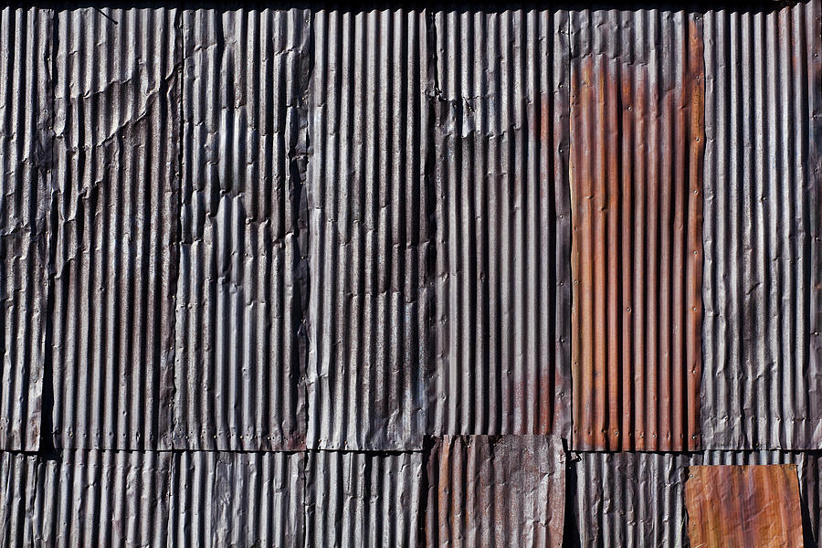 Metal Photograph - Rust by Kelley King