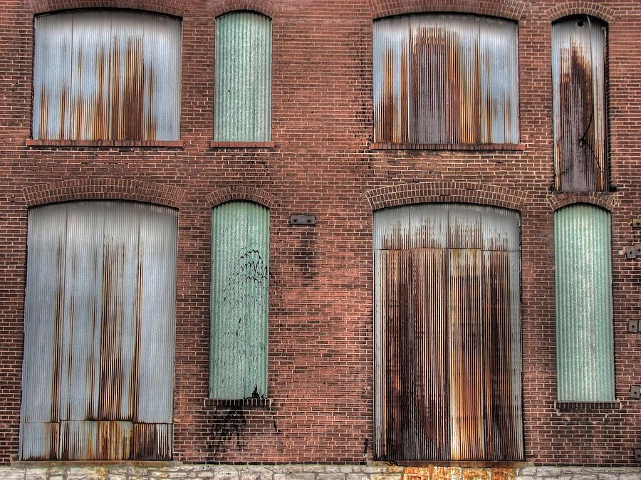 Rust Photograph - Rust Never Sleeps by Jane Linders