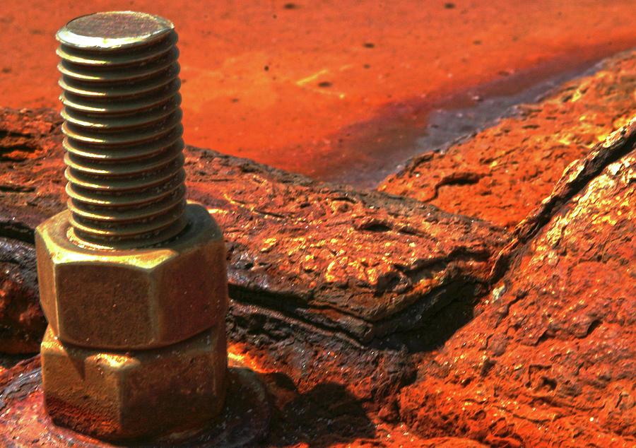 Rust by Robert Och