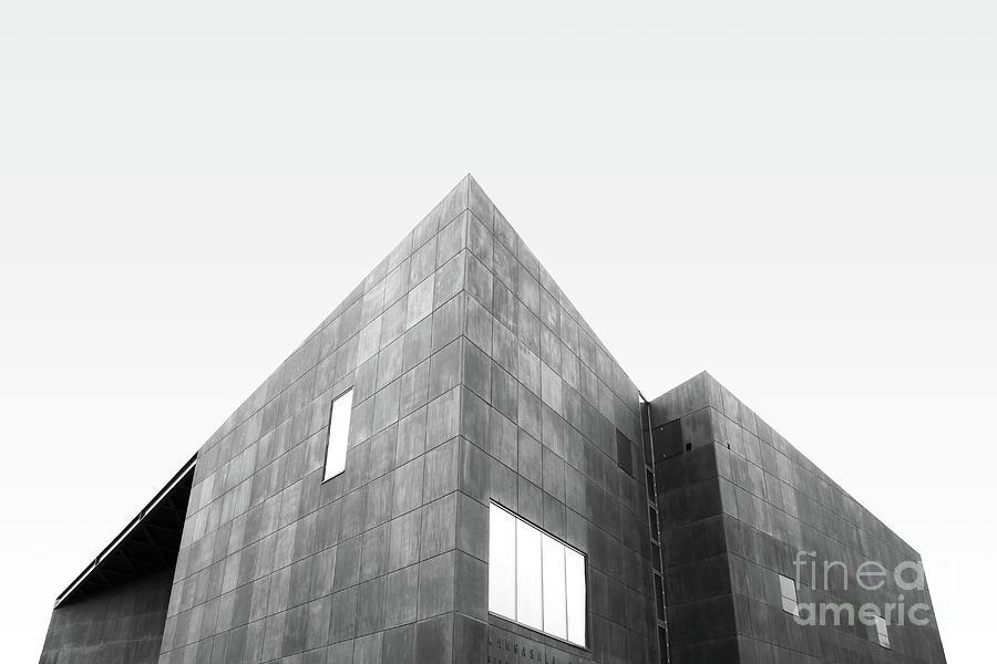 Architecture Photograph - Rust by Tapio Koivula