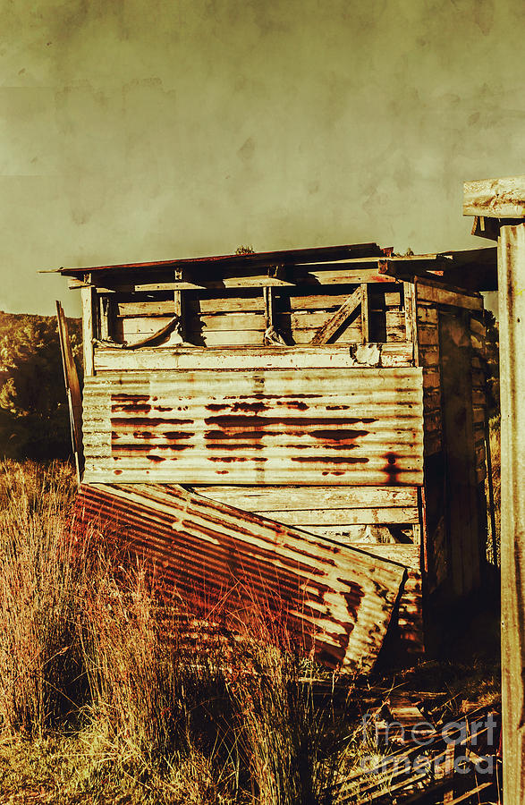 Rustic Abandonment Photograph by Jorgo Photography - Wall Art Gallery